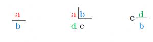 Como convertir fraccion impropia a numero mixto