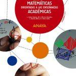 Solucionario 3 Eso Anaya Matematicas