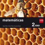 SOLUCIONARIO DE MATEMÁTICAS 2 ESO SM