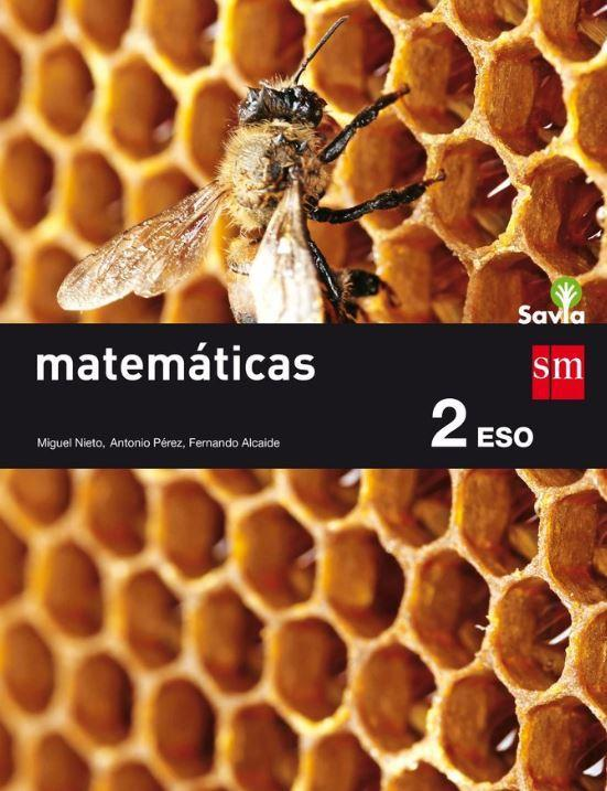 Solucionario Matematicas 2 Eso Sm Savia Libro Pdf