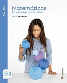 Solucionario Matematicas 3 Eso Santillana Pdf