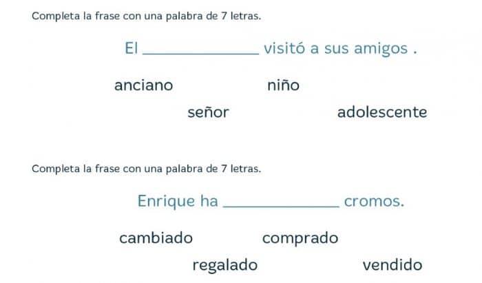 VACACIONES SANTILLANA 1 PRIMARIA 6