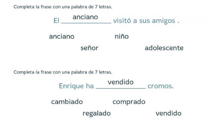 VACACIONES SANTILLANA 1 PRIMARIA 6.1