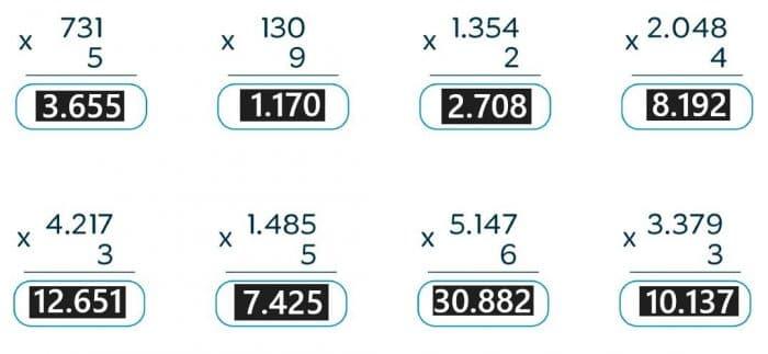 VACACIONES SANTILLANA 3º PRIMARIA - Imprimir cuaderno PDF y soluciones 1.1