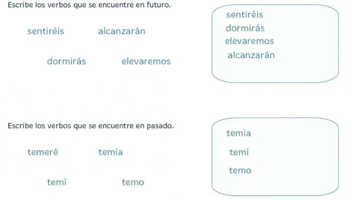 VACACIONES SANTILLANA 3º PRIMARIA - Imprimir cuaderno PDF y soluciones 6.1