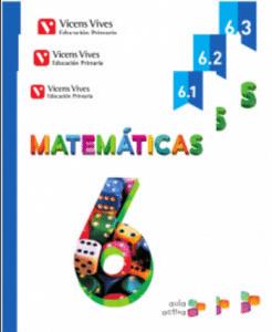Matematicas 6 primaria vicens vives