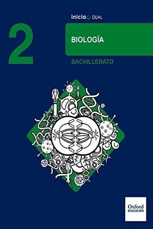 Biologia 2 bachillerato Oxford Solucionario