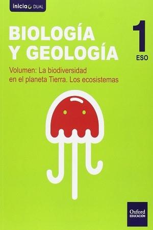 Biologia y Geologia 1 ESO Oxford