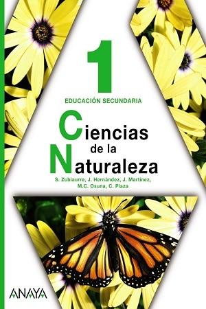 Ciencias Naturales 1 ESO Anaya