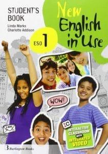Inglés 1 eso burlington books
