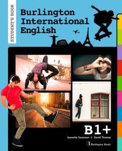 Inglés B1+ burlington books